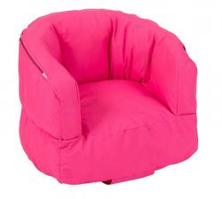J-Line by Jolipa Dětské růžové křesílko Low - 56*44*40 cm