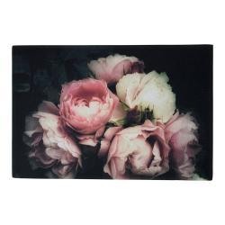 Mars & More  Rohožka s růžemi Vintage Roses - 75*50*1cm