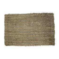 Mars & More  Přírodní jutový koberec vázaný Jutien - 60*90*2cm