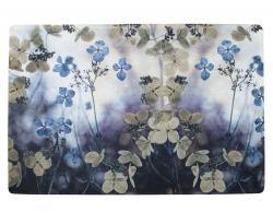Mars & More  Podlahová rohožka květy Hortenzie - 75*50*1cm