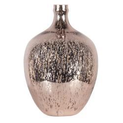 Clayre & Eef Skleněná dekorativní váza Anita - 27*39 cm