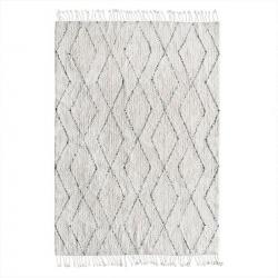 HKLIVING Berberský bavlněný koberec se vzorem Berber  - 140*200 cm