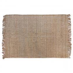 HKLIVING Přírodní jutový koberec s třásněmi Fringy - 200*300cm