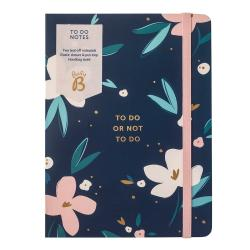 Zápisník na úkoly Busy B, 80 stran