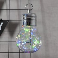 Best Season LED dekorativní světlo Bulby, barevné