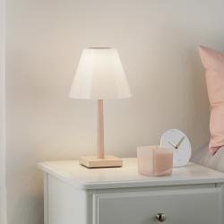 Rotaliana Rotaliana Dina+ T1 LED aku stolní lampa růžová