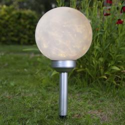 Best Season LED solární světlo Lunay, rotující žárovka