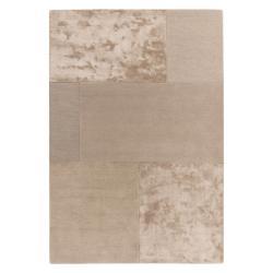 Krémový koberec Asiatic Carpets Tate Tonal Textures, 160 x 230 cm