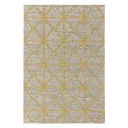 Béžovo-žlutý koberec Asiatic Carpets Prism, 200 x 290 cm