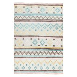 Koberec Asiatic Carpets Theo Soft Tone Geo, 160 x 230 cm