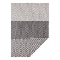 Béžovo-černý oboustranný venkovní koberec Bougari Borneo, 160 x 230 cm