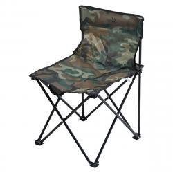 Cattara Kempingová skládací židle Lipari army, 45 x 45 x 70 cm