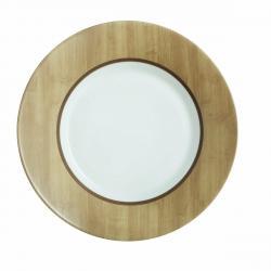 Luminarc Sada hlubokých talířů NORDIC ALPAGA 23 cm, 6 ks