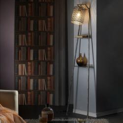 ONLI Stojací lampa Scaletta, k opření o stěnu