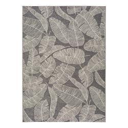 Šedý venkovní koberec Universal Norberg, 160 x 230 cm