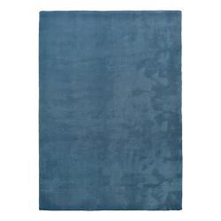 Modrý koberec Universal Berna Liso, 190 x 290 cm