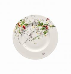Rosenthal Brillance Fleurs Sauvages pečivový talíř, 19 cm
