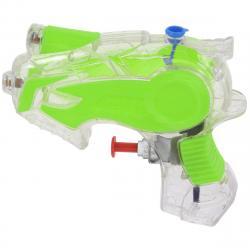 Vodní pistole zelená, 13 cm