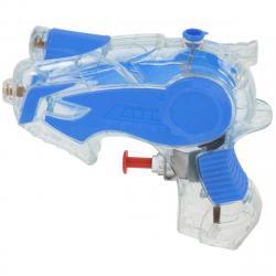 Vodní pistole modrá, 13 cm