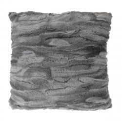 Polštář šedá, 45 x 45 cm