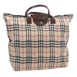 Skládací taška Kostka, béžová