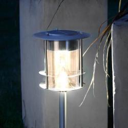 Best Season Se hrotem - LED solární světlo Garden Stick