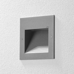 BEGA BEGA 24202 LED podhledové světlo, 3000K, stříbro