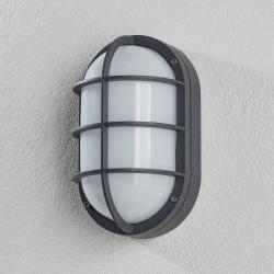 BEGA BEGA 22835 venkovní světlo ovál 30x18cm grafit