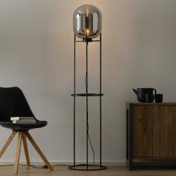 FISCHER & HONSEL Stojací lampa svýškou 170 cm