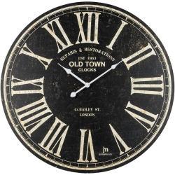 Lowell 21484 Designové nástěnné hodiny pr. 60 cm