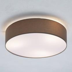 EGLO Taupé textilní stropní světlo Pasteri 57 cm
