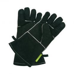 Ochranné kožené grilovací rukavice Outdoorchef