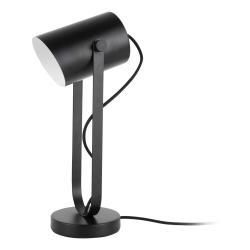 Černá stolní lampa Leitmotiv Snazzy