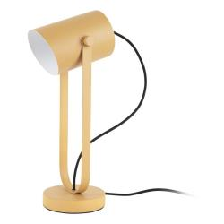 Žlutá stolní lampa Leitmotiv Snazzy