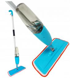 MULTISTORE Mop s postřikovačem SPRINKLER modrý