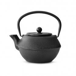 Litinová konvice na čaj Xilin Bredemeijer černá 1,2 l