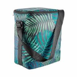 KEEP COOL Chladící taška - zelená/černá