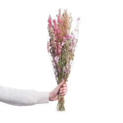 FLOWER MARKET Kytice sušených květin střední