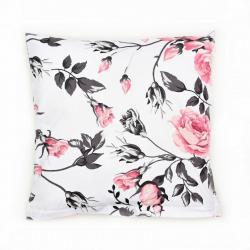 Bellatex Povlak na polštářek Růže šípková, 40 x 40 cm