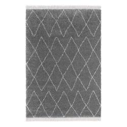 Šedý koberec Mint Rugs Jade, 160 x 230 cm