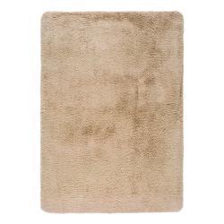 Béžový koberec Universal Alpaca Liso, 140 x 200 cm