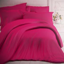 Kvalitex Bavlněné povlečení purpurová, 200 x 200 cm, 2 ks 70 x 90 cm