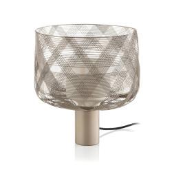 Forestier Forestier Antenna M stolní lampa 29 cm šedá