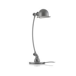 JIELDÉ Jieldé Loft C6000 stolní lampa, oblouk, šedá