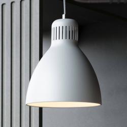 GLamOX LED závěsné světlo L-1, 3000 K, bílá