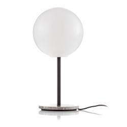 MENU Menu TR Bulb stolní lampa 41cm mramor/opál lesklá