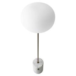 MENU Menu JWDA Stojací lampa ze světlého mramoru