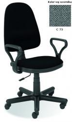 Halmar Kancelářská židle BRAVO, šedá