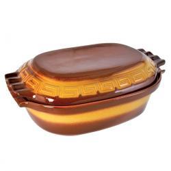 Orion Pekáč keramika glazura 6 l víko
