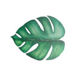 Zelené dekorativní prostírání Madre Selva Lisa